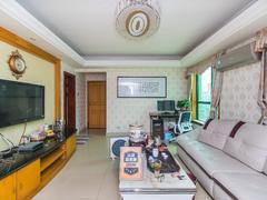 新港鸿 3室2厅1厨2卫 精致装修,大户型,居家生活舒适二手房效果图
