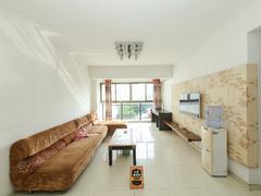 深业新岸线 3室2厅1厨1卫 101.28m² 精致装修二手房效果图