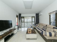 幸福海岸二期 4室2厅1厨2卫 140.41m² 满五年二手房效果图