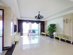 三湘海尚花园二期 高楼层全海景,装修很好之前自己在住诚心出手价格可以