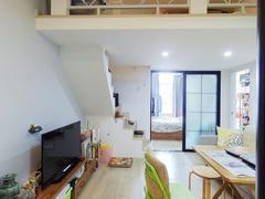 城市3米6公寓 1室1厅1厨1卫54.0m²精致装修