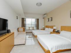 越秀可逸江畔 越秀可逸江畔 精装公寓仅售70万二手房效果图