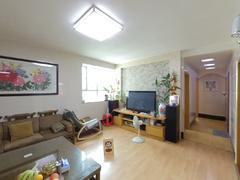 怡泰大厦 3室2厅1厨1卫 96.0m² 精致装修二手房效果图