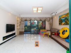 中海康城国际 4室2厅1厨2卫169.18m²精致装修租房效果图