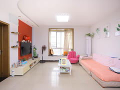 徽州家园 3室2厅1厨1卫 107.61m² 普通装修二手房效果图