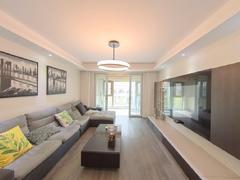 中海国际社区七区 4室2厅1厨2卫 130.81m² 精致装修二手房效果图