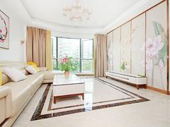骏景花园 3室2厅1厨2卫 98.0m² 精致装修二手房效果图