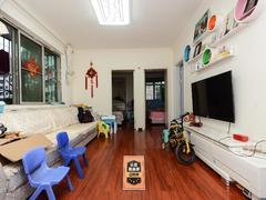 帝景峰 3室2厅1厨1卫67.47m²普通装修二手房效果图