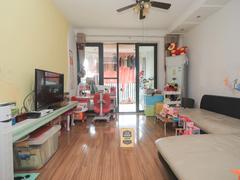 华润幸福里 2室2厅1厨1卫 88.81m² 普通装修二手房效果图