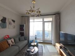 银都花园 3室2厅1厨2卫 113.76m² 精致装修二手房效果图