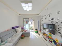 万业湖墅金典 2室2厅1厨1卫 80.4m² 精致装修二手房效果图