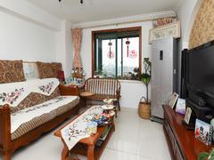 凤凰南苑 2室2厅1厨1卫 84.7m² 精致装修二手房效果图