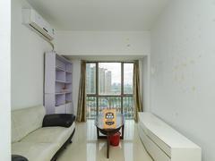 龙光城南区一期一组团 1室1厅1厨1卫 37.0m² 整租出租房效果图