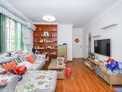 帝景峰 3室2厅1厨1卫78.37m²满五二手房效果图