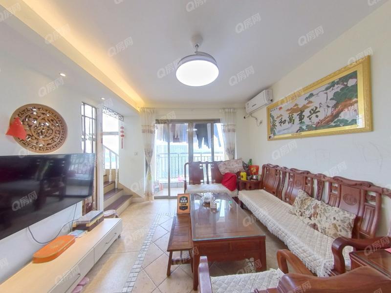 佳兆业茗萃园二期 8室2厅1厨2卫 76.36m² 满五
