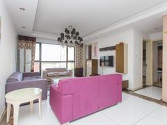 城邦花园东区 3室2厅0厨1卫 124.74m² 整租租房效果图
