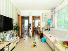 中兆花园 朝南 精致两房 住家安静舒适 看花园 诚意出售二手房效果图