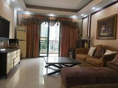 金碧世纪花园 3室2厅1厨2卫 158.0m² 整租租房效果图