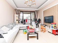 世茂江滨花园峻景湾 4室2厅1厨2卫 134.62m² 满五年二手房效果图