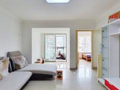 盛世家园一期 方正大两房 双阳台,有赠送面积 采光通风佳