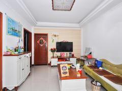 东苑雅居 2室2厅1厨1卫 72.65m² 精致装修二手房效果图