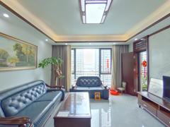 六和城 豪华装修四房家私家电齐全整租租房效果图