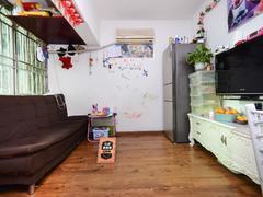 帝景峰 小户型 正规两房 看房方便 精装修 业主诚心卖二手房效果图