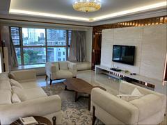 兰溪谷二期 精装大4房,高层,超大阳台,安静,拎包入住租房效果图