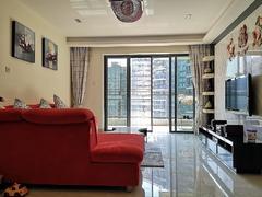 宝能太古城花园北区 3室1厅1厨2卫 117.0m² 整租租房效果图