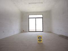 利港银河新城 3室2厅1厨2卫 123.65m² 毛坯