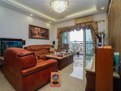 锦绣半岛 3室2厅1厨2卫 114.0m² 精致装修二手房效果图