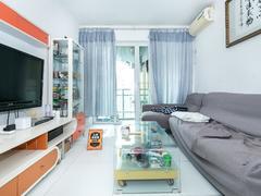 雅典阳光 花园社区,2室2厅,满五年,精装修,税费少