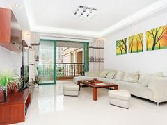 凤山水岸花园 3室2厅1厨2卫 142.0m² 整租租房效果图
