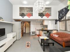 虎门地标 2室2厅1厨1卫 62.37m² 整租