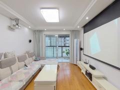 万业湖墅金典 4室2厅1厨2卫 127.0m² 精致装修二手房效果图