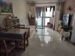 李沧万达广场中央公馆 3室1厅1厨1卫 87.57m² 整租租房效果图