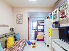 金地名津 福田口岸1房1厅改精装小两一房方正实用