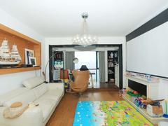 钱江湾花园 3室2厅1厨2卫 136.0m² 满五年二手房效果图