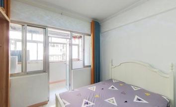 深圳绿景公寓卧室照片_绿景公寓 一号线白石洲出口 单房招租 拎包入住