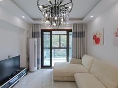 九龙仓年华里 3室2厅1厨1卫 98.0m² 精致装修二手房效果图