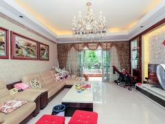 东湖洲花园 3室2厅1厨2卫 95.0m² 精致装修二手房效果图