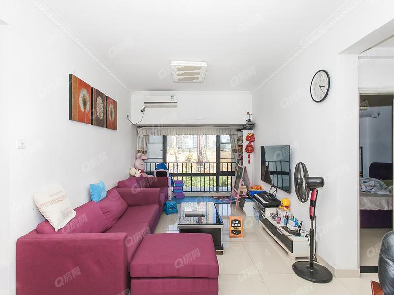 东港印象B区 2室2厅 61.93m² 精装修 可改三房