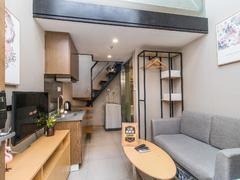 怡泰大厦 近地铁,复式公寓,地段好,业主诚心出售,价格可谈。二手房效果图