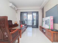 保利西海岸 2室2厅0厨1卫 79.3m² 整租租房效果图