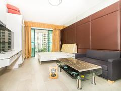 鸿翔花园 1室0厅1厨1卫 45.52m² 精致装修二手房效果图