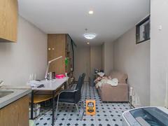 怡泰大厦 1室1厅0厨1卫 13.62m² 精致装修二手房效果图