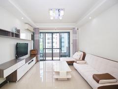 越秀星汇名庭(四期乐盈里) 2室2厅1厨1卫 102.9m² 精致装修二手房效果图