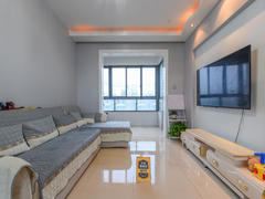 滨湖世纪城春融苑 精致装修 两室两厅 好房急售二手房效果图