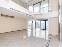 纯水岸七期 顶楼复式大5房,安静户型,全新装修,观海景,高尔夫出租房效果图