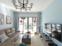 合和人家 2室2厅1厨1卫 73.76m² 精致装修二手房效果图